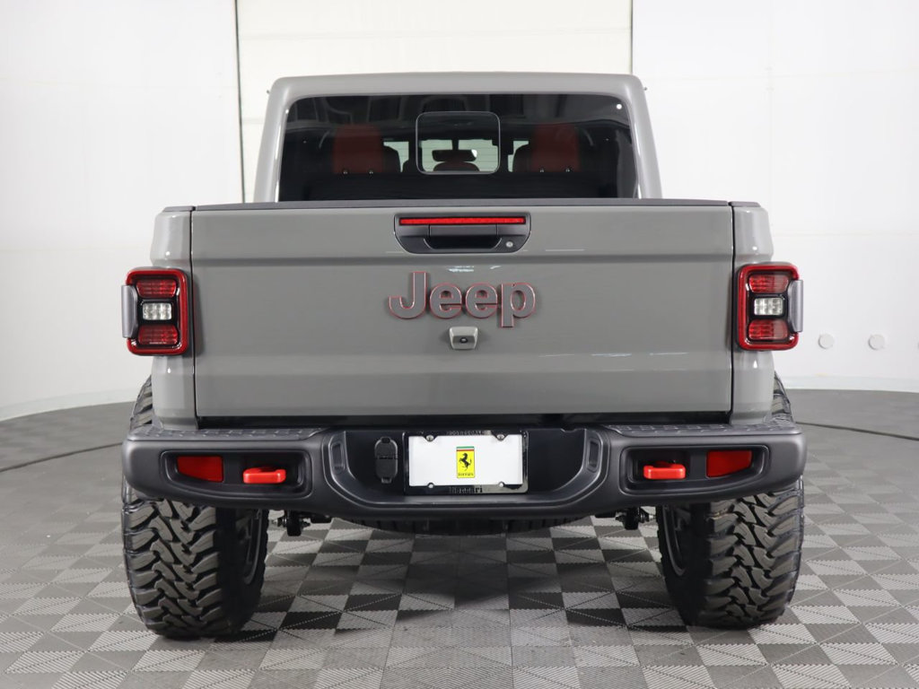 Pre-Owned 2020 Jeep Gladiator Rubicon 4x4