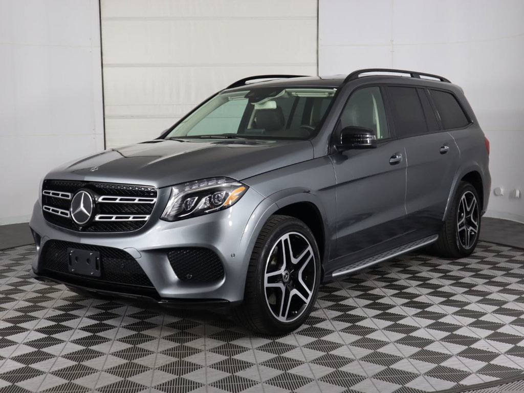 Pre-Owned 2018 Mercedes-Benz GLS500 4MATIC