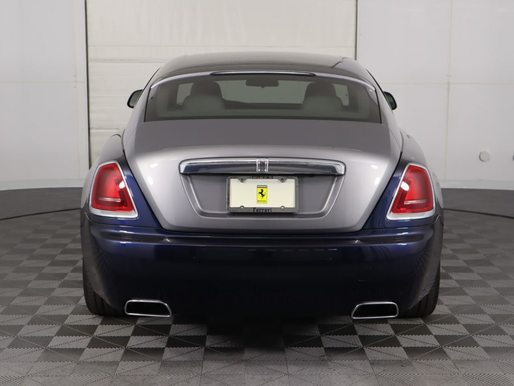 Pre-Owned 2015 Rolls-Royce Wraith 2dr Coupe