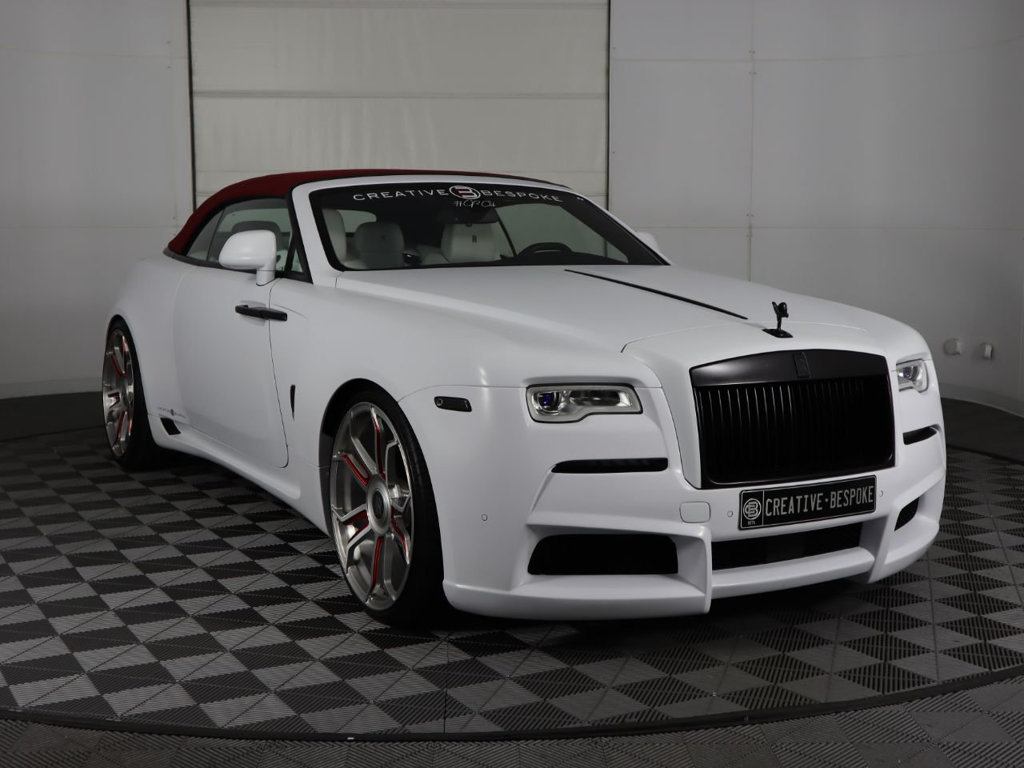Pre-Owned 2016 Rolls-Royce Dawn 2dr Convertible
