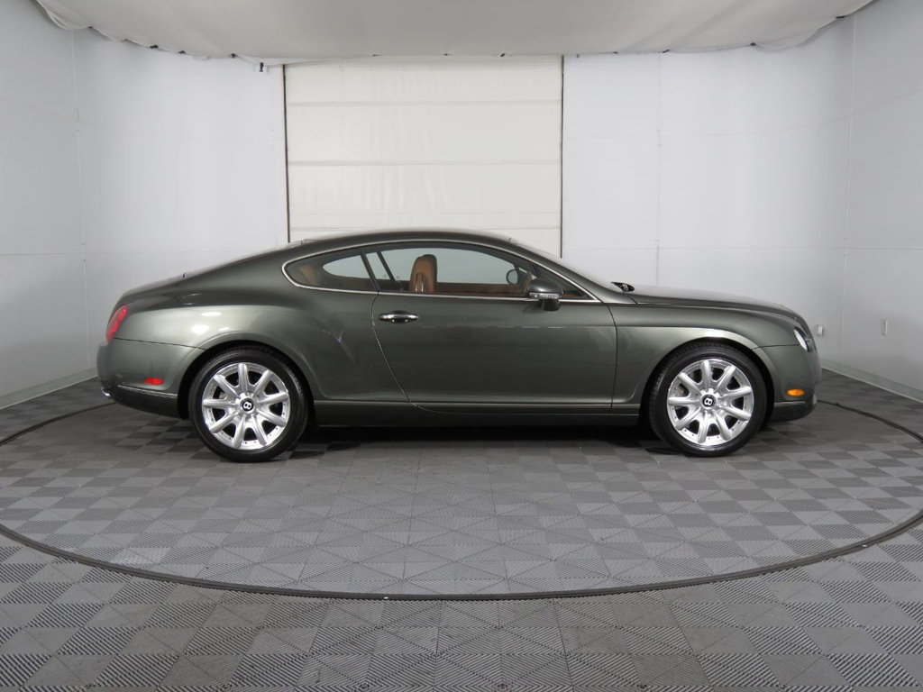 Pre-Owned 2005 Bentley Continental 2dr Coupe GT