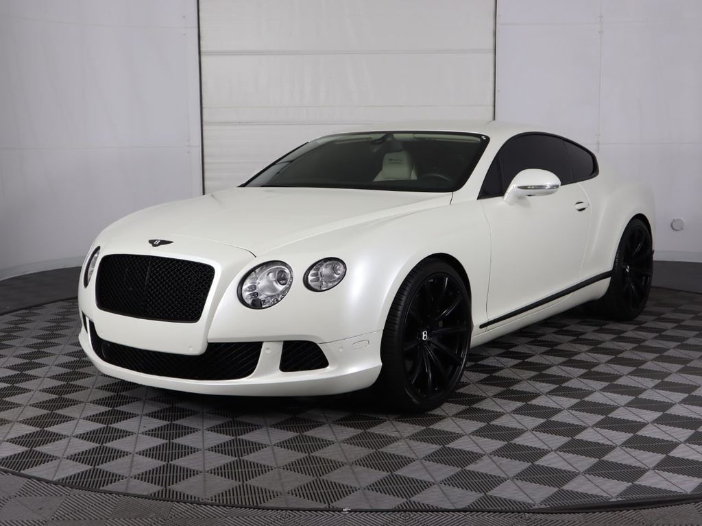 Pre-Owned 2013 Bentley Continental GT 2dr Coupe