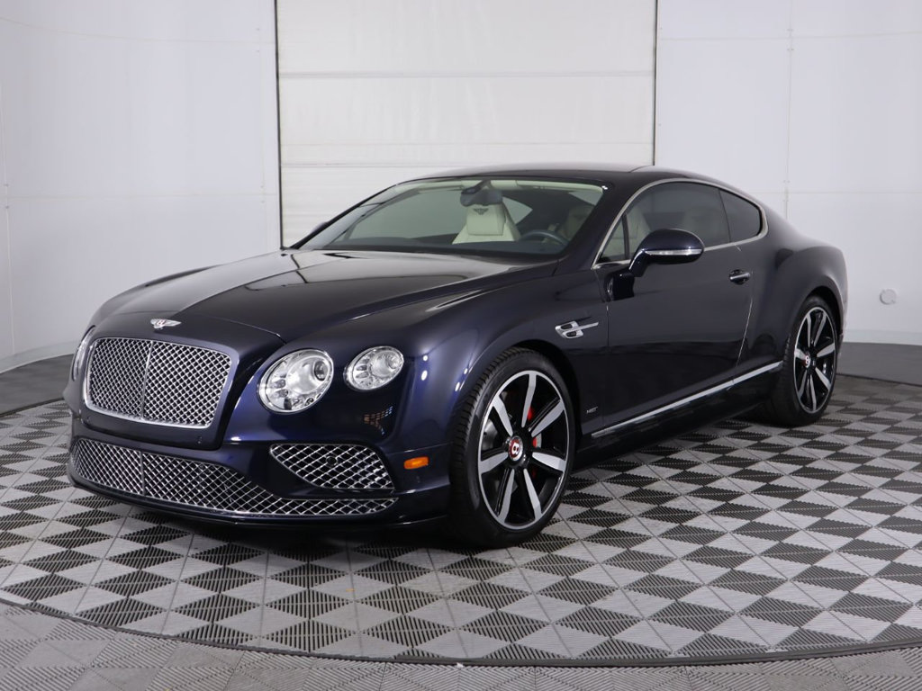 Pre-Owned 2017 Bentley Continental GT V8 S Coupe