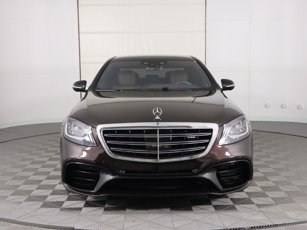 Pre-Owned 2019 Mercedes-Benz S-Class AMG® S 63 4MATIC Sedan