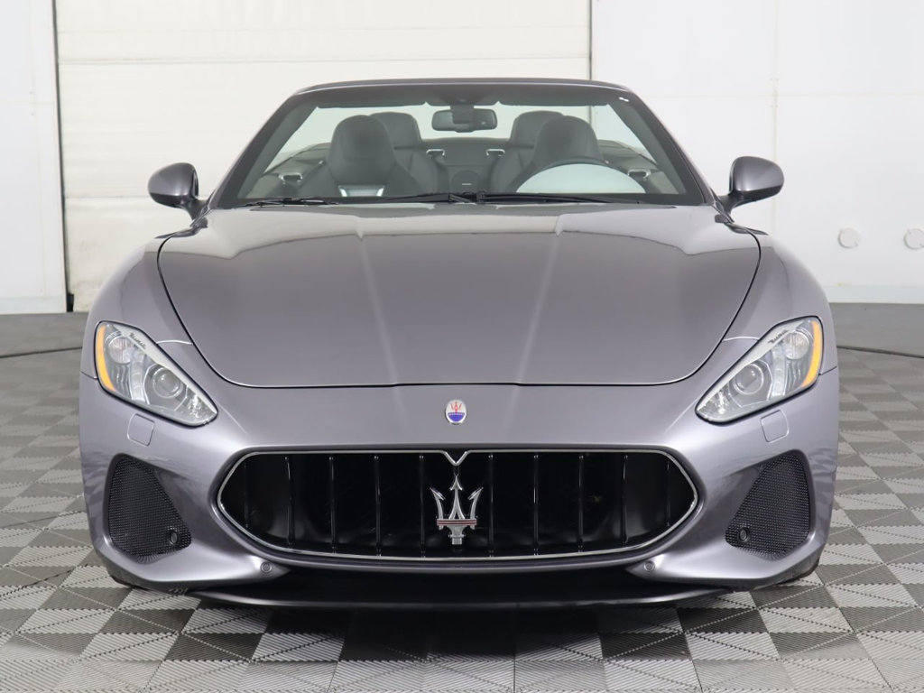 New 2019 Maserati GranTurismo Convertible MC 4.7L