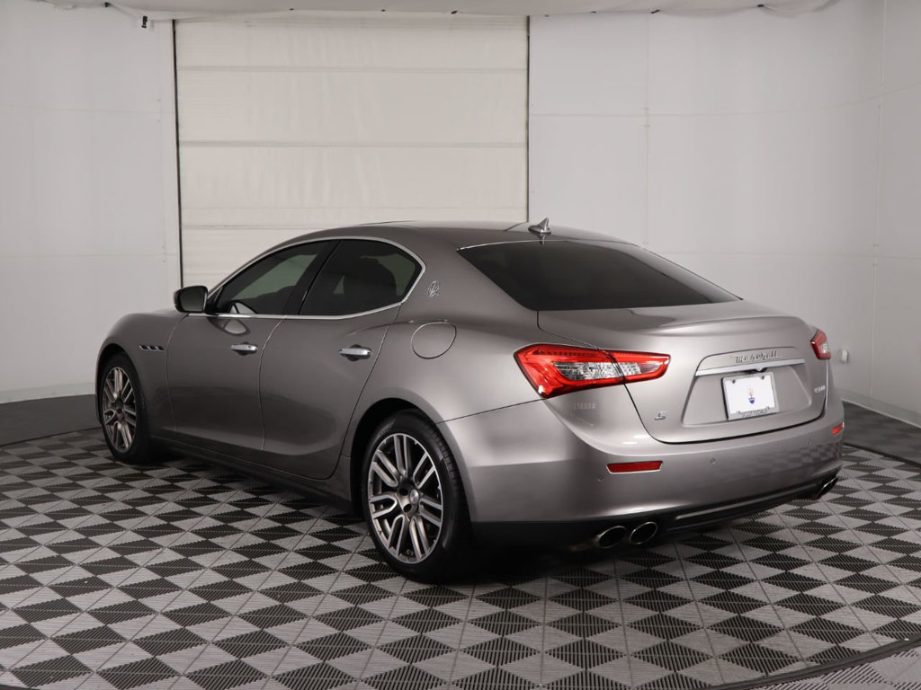 Certified Pre-Owned 2017 Maserati Ghibli S S 3.0L