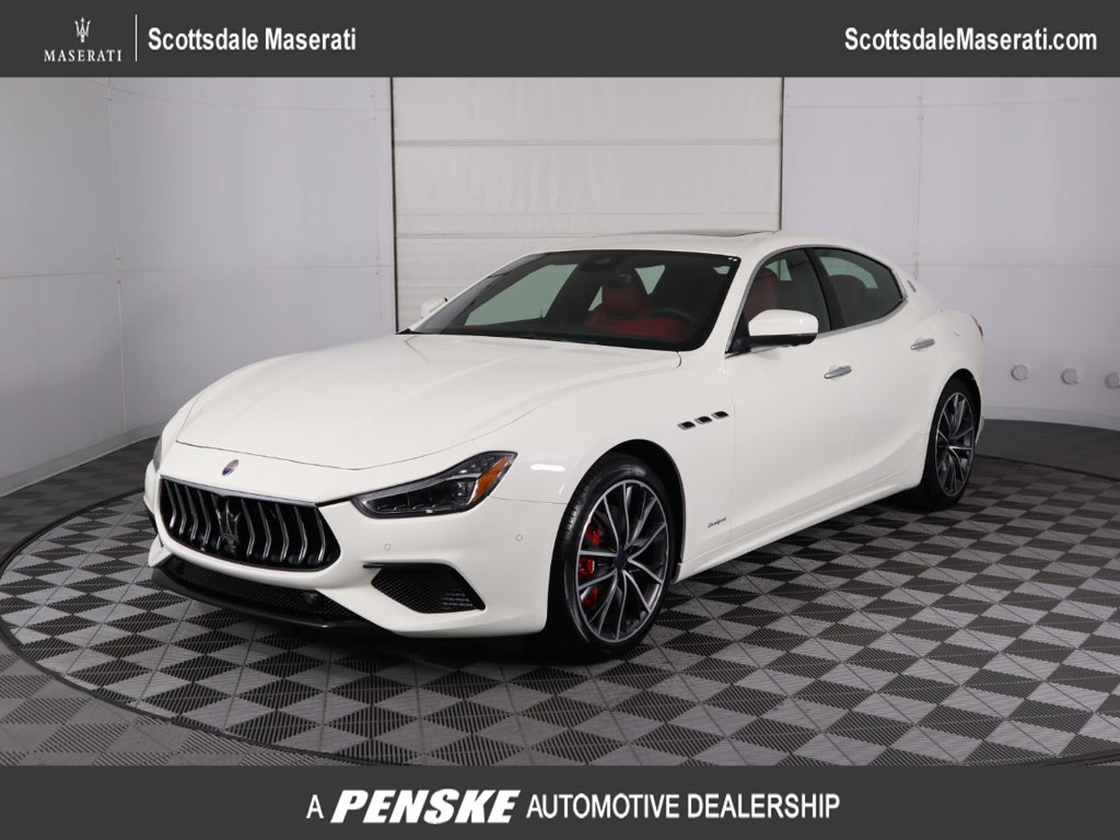 New 2019 Maserati Ghibli GranSport 3.0L
