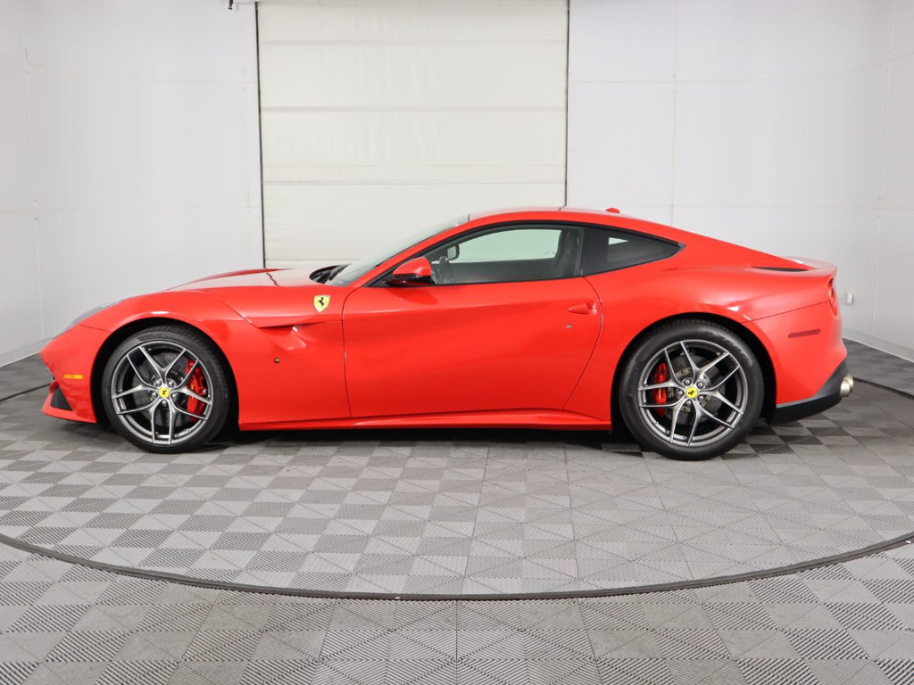 Pre-Owned 2017 Ferrari F12berlinetta Coupe