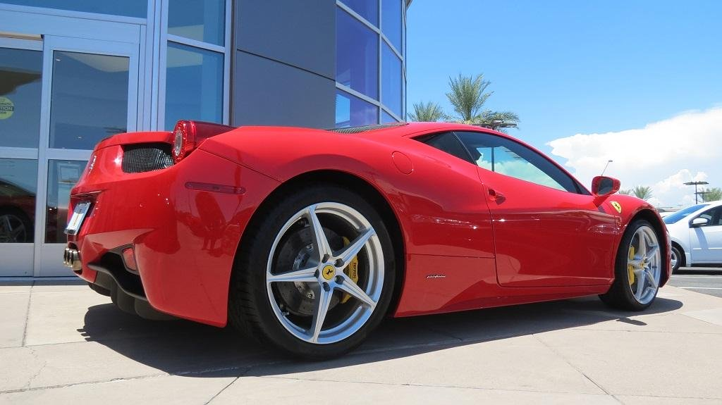 Pre-Owned 2014 Ferrari 458 Speciale 2dr Coupe Speciale