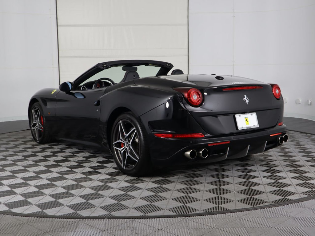 Pre-Owned 2018 Ferrari California T Convertible