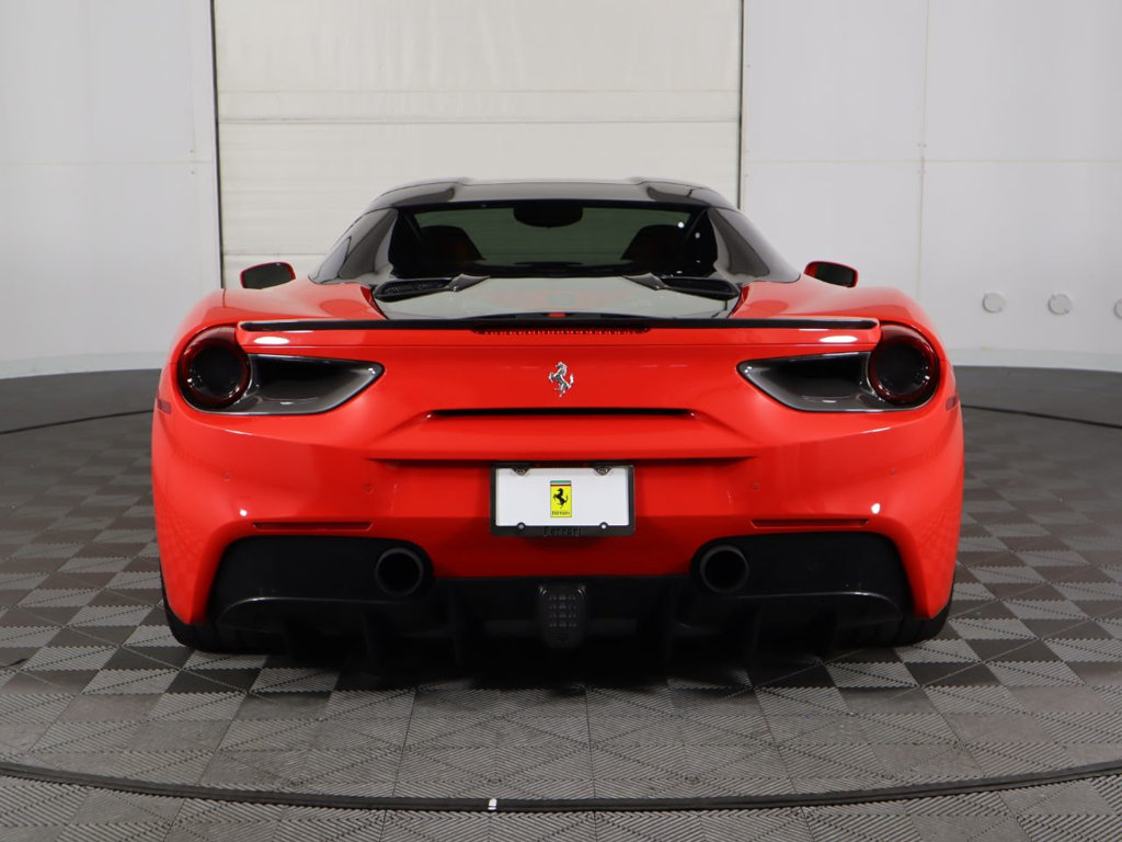 Pre-Owned 2019 Ferrari 488 Spider Convertible