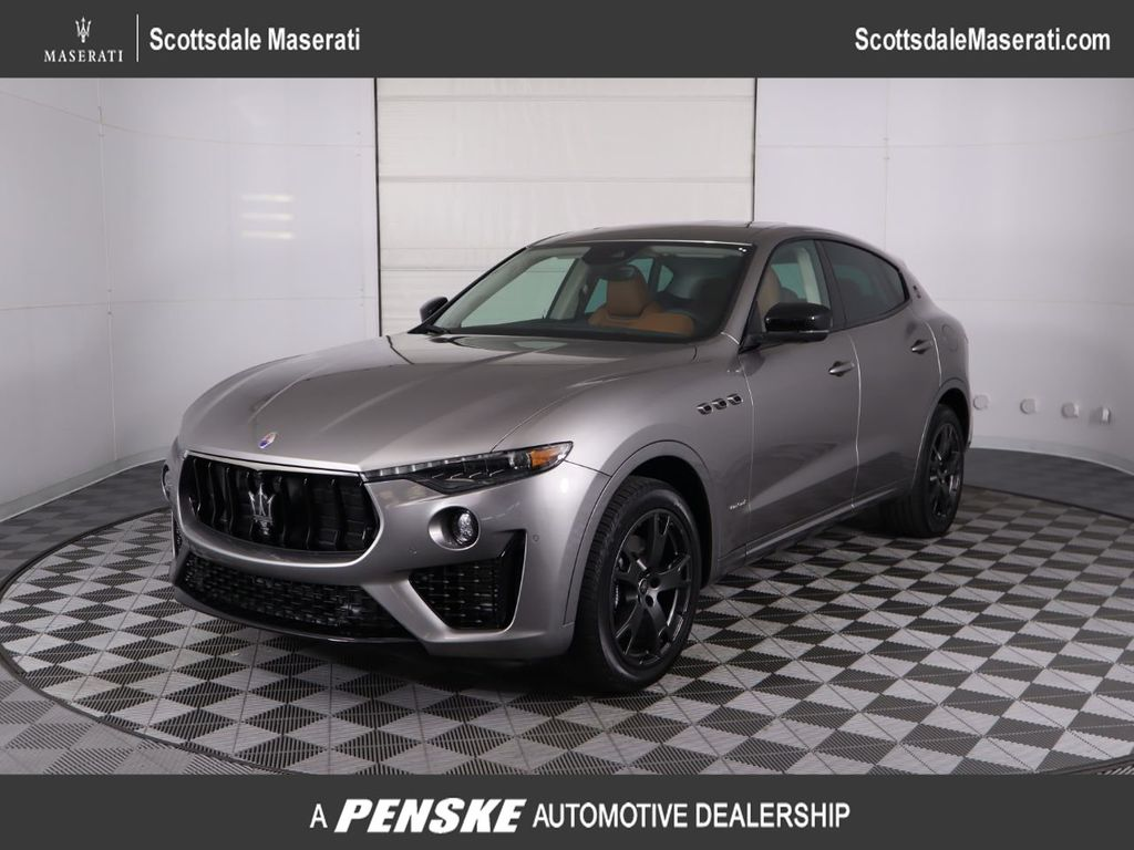 New 2020 Maserati Levante GranSport 3.0L