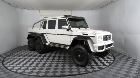 Pre-Owned 2014 Mercedes-Benz G-Class 4MATIC 4dr G 63 AMG®