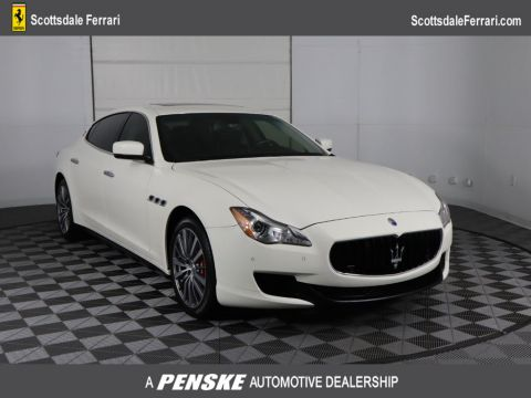 52 Used Vehicles in Stock | Scottsdale Maserati