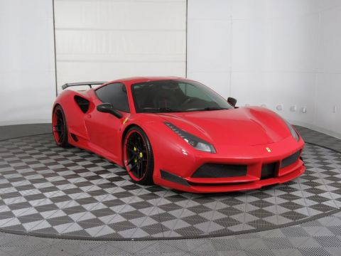Pre-Owned 2016 Ferrari 488 GTB 2dr Coupe