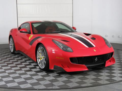 Pre-Owned 2017 Ferrari F12berlinetta TDF