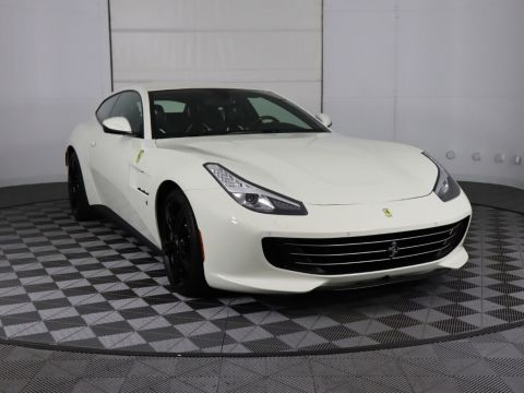Pre-Owned 2017 Ferrari GTC4Lusso Coupe