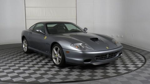 Pre-Owned 2004 Ferrari 575M Maranello 2dr Coupe