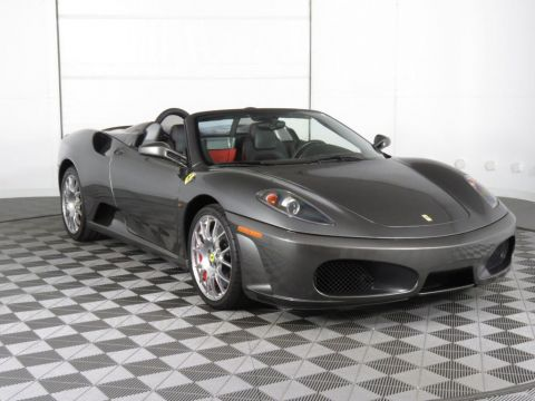 Pre-Owned 2008 Ferrari 430 2dr Convertible Spider