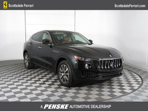 Certified Pre-Owned 2018 Maserati Levante 3.0L